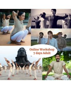 Online Workshop - Isha Hatha Yoga
